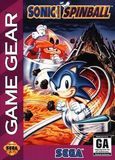 Sonic the Hedgehog: Spinball (Game Gear)